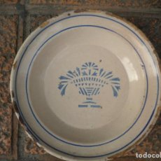 Antigüedades: ANTIGUO PLATO . Lote 147281890