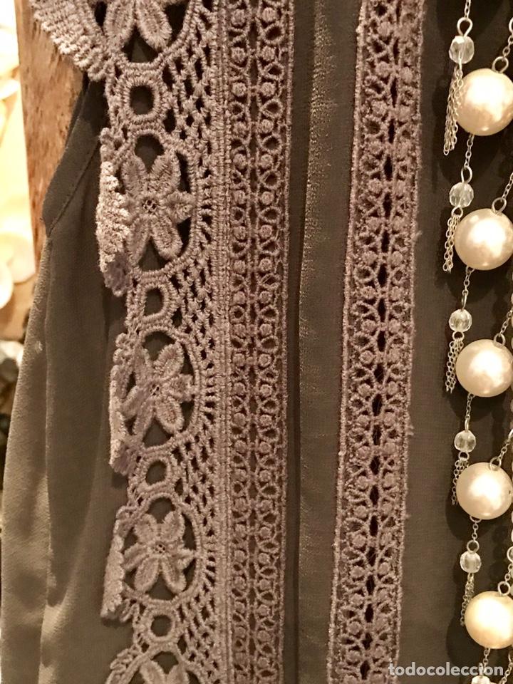 Antigüedades: Vestido Art Déco - Foto 3 - 147263601
