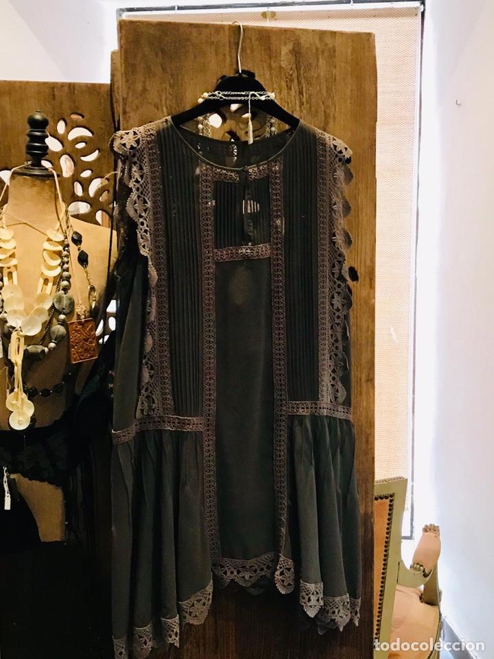 Antigüedades: Vestido Art Déco - Foto 5 - 147263601