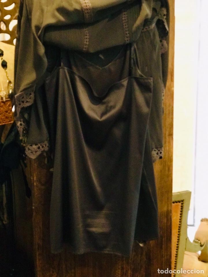 Antigüedades: Vestido Art Déco - Foto 6 - 147263601