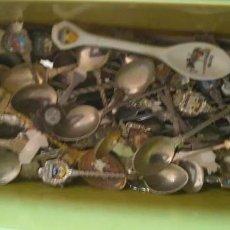 Antigüedades: CUCHARAS DE COLECCION . Lote 147327874
