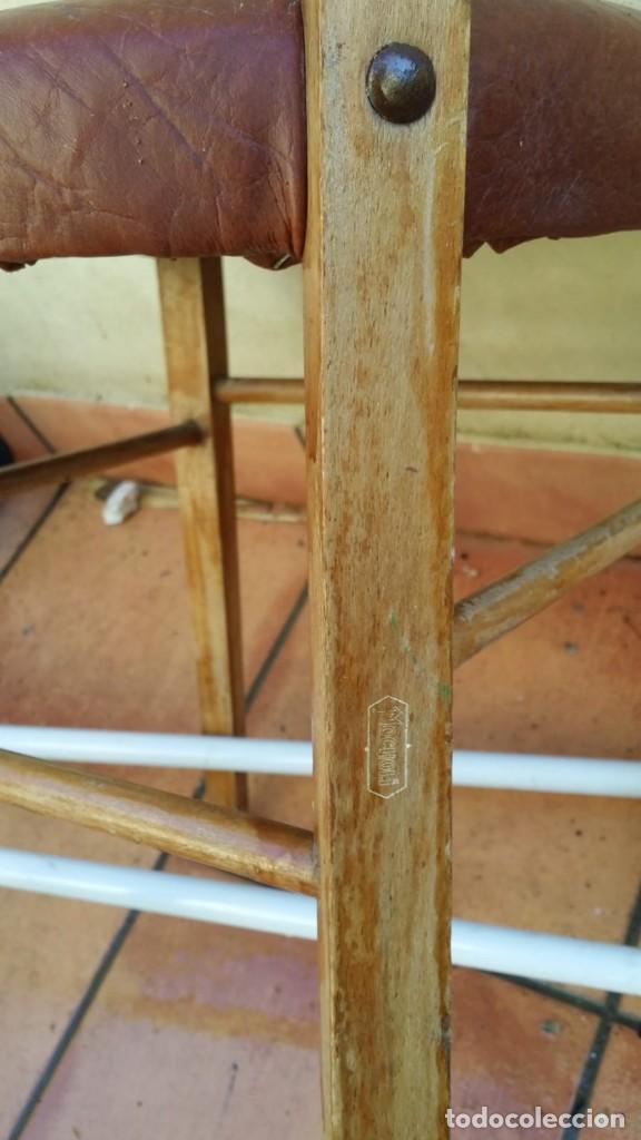 Antigüedades: mocholi original con sello, estillo chipendale - Foto 6 - 147343458