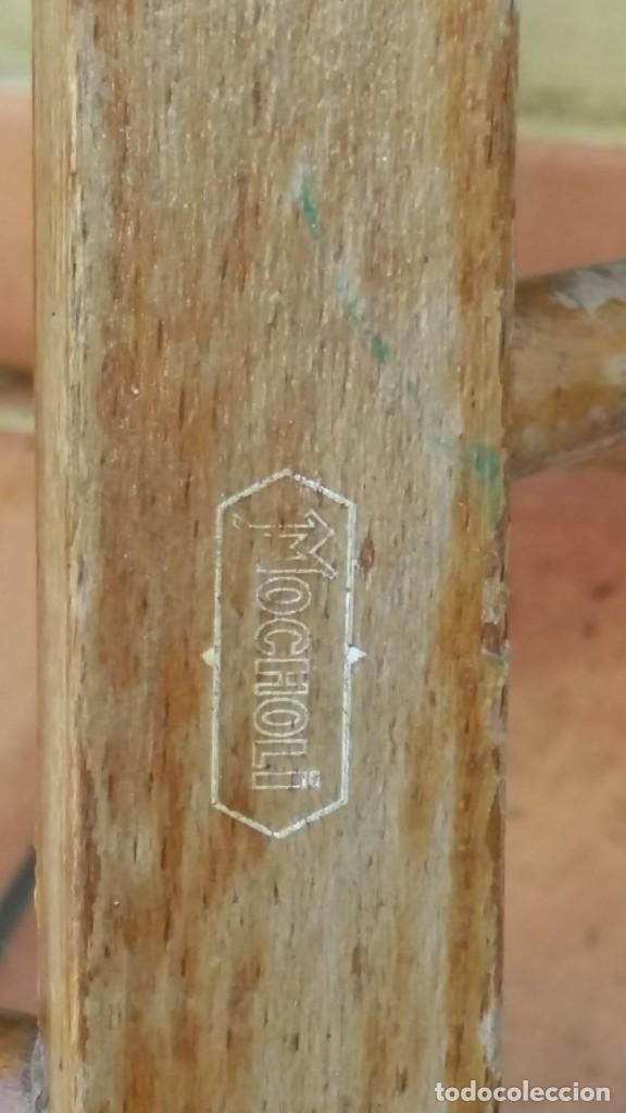 Antigüedades: mocholi original con sello, estillo chipendale - Foto 7 - 147343458