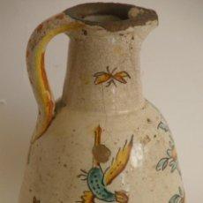 Antigüedades: JARRA POLÍCROMA CATALANA FINALES S. XVIII PRINCIPIOS S. XIX. Lote 147343718