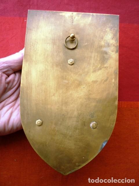 Antigüedades: BENDITERA DE ONIX , CRISTAL, BRONCE Y LATÓN FIRMADA PERFECTO ESTADO DE COLECCIÓN - Foto 7 - 147345358