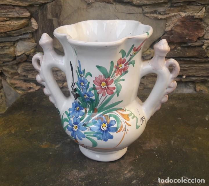 JARRA NOVIA (Antigüedades - Porcelanas y Cerámicas - Lario)