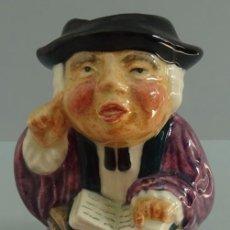 Antigüedades: JARRA EN PORCELANA STAFFORDSHIRE ENGLAND. Lote 147355394