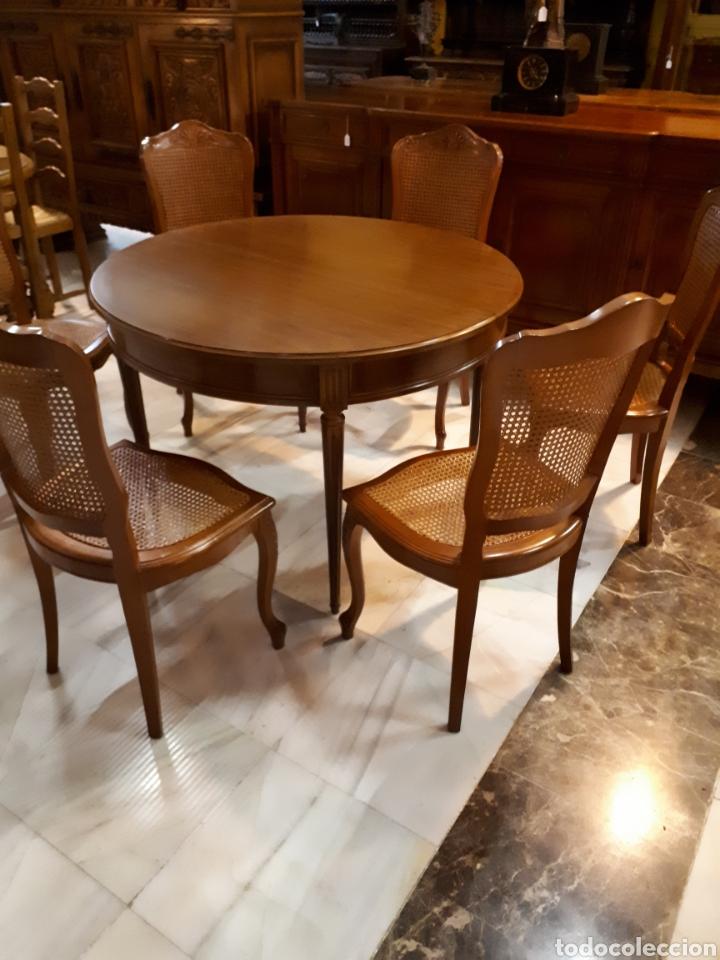 mesa comedor luis xvi. ref. 6299 - Kaufen Antike Tische in ...