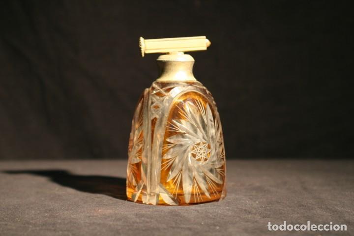 PERFUMERO EN CRISTAL DE BACCARAT (Antigüedades - Cristal y Vidrio - Baccarat )