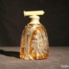 Antigüedades: PERFUMERO EN CRISTAL DE BACCARAT. Lote 147370006
