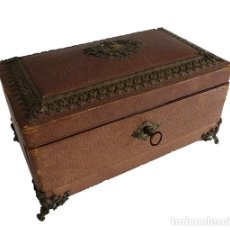 Antigüedades: COSTURERO. Lote 147370462