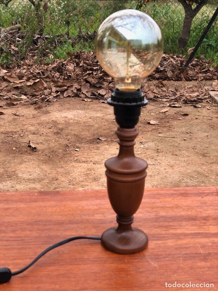 Antigüedades: Lámpara vintage retro - Foto 3 - 147372041