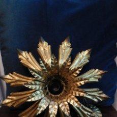 Antigüedades: LAMPARA DE TECHO AÑOS 60. Lote 147385990