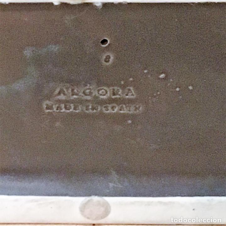 Antigüedades: Tres maternidades de porcelana de Algora - Foto 23 - 147409670