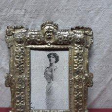 Antigüedades: MARCO PORTAFOTOS ... XIX . Lote 147410042