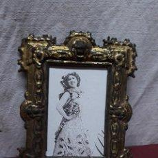 Antigüedades: MARCO PORTAFOTOS ... XIX. Lote 147410174