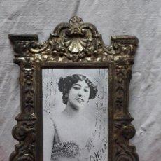 Antigüedades: MARCO PORTAFOTOS ... XIX. Lote 147410750