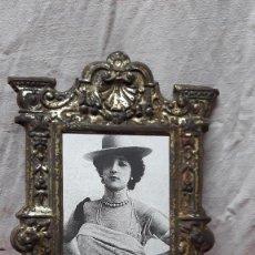 Antigüedades: MARCO PORTAFOTOS ... XIX. Lote 147410826