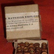 Antigüedades: PISTONES -. SOCIEDAD ESPAÑOLA DE ARMAS Y MUNICIONES S.A.. Lote 147422430