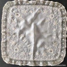 Antigüedades: PAÑUELOS COLECCIÓN NOVIAS. Lote 147448734