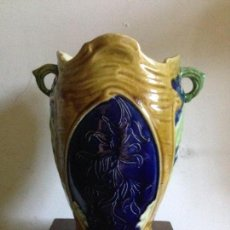 Antigüedades: JARRA MODERNISTA. Lote 147458030