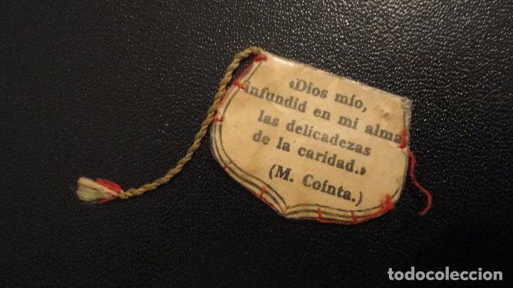 Antigüedades: ANTIGUA RELIQUIA MADRE COINTA.SIGLO XX. - Foto 2 - 147531006