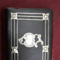 Antigüedades: AGENDA DE BAILE ... FI XIX. Lote 147533374