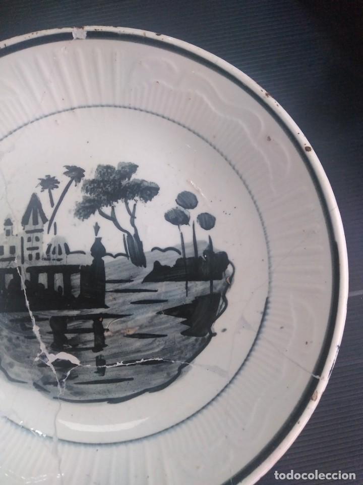 Antigüedades: Cartagena, antiguo plato - Foto 3 - 147545858