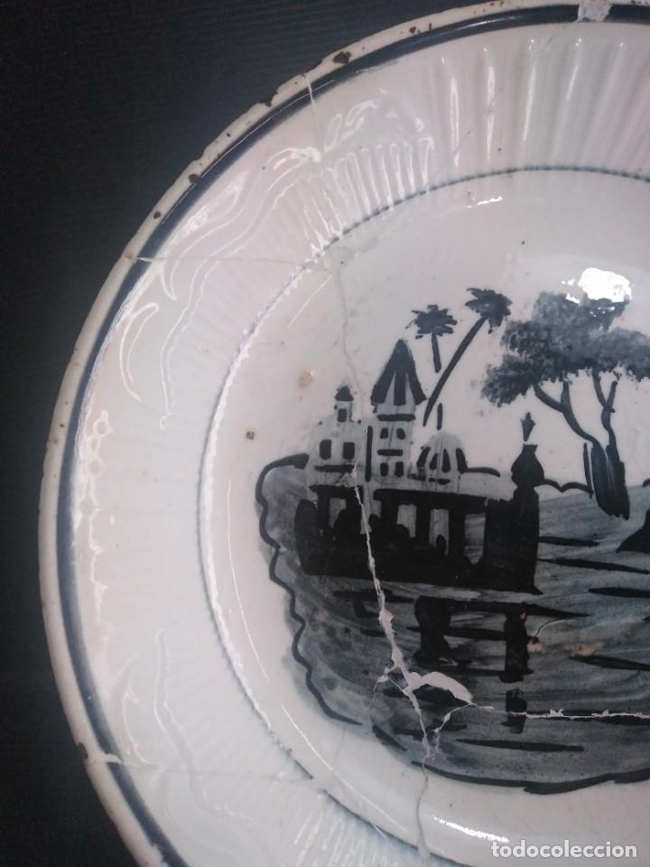 Antigüedades: Cartagena, antiguo plato - Foto 4 - 147545858
