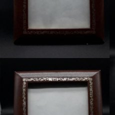 Antigüedades: PORTA RETRATO. Lote 147580242