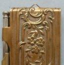 Antigüedades: ANTIGUO COLGANTE CARNET DE BAILE - PRINCIPIO S. XX. Lote 147585022
