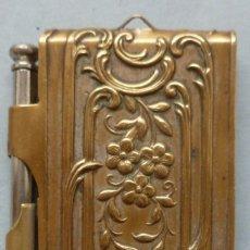 Oggetti Antichi: ANTIGUO COLGANTE CARNET DE BAILE - PRINCIPIO S. XX. Lote 147585022