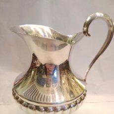 Antigüedades: JARRA PLATEADA. Lote 147588540