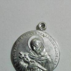 Antigüedades: MEDALLA, RECUERDO DEL II CENTENARIO DE SAN JUAN DE LA CRUZ, MEDIDAS 2,7 CM. Lote 147600434