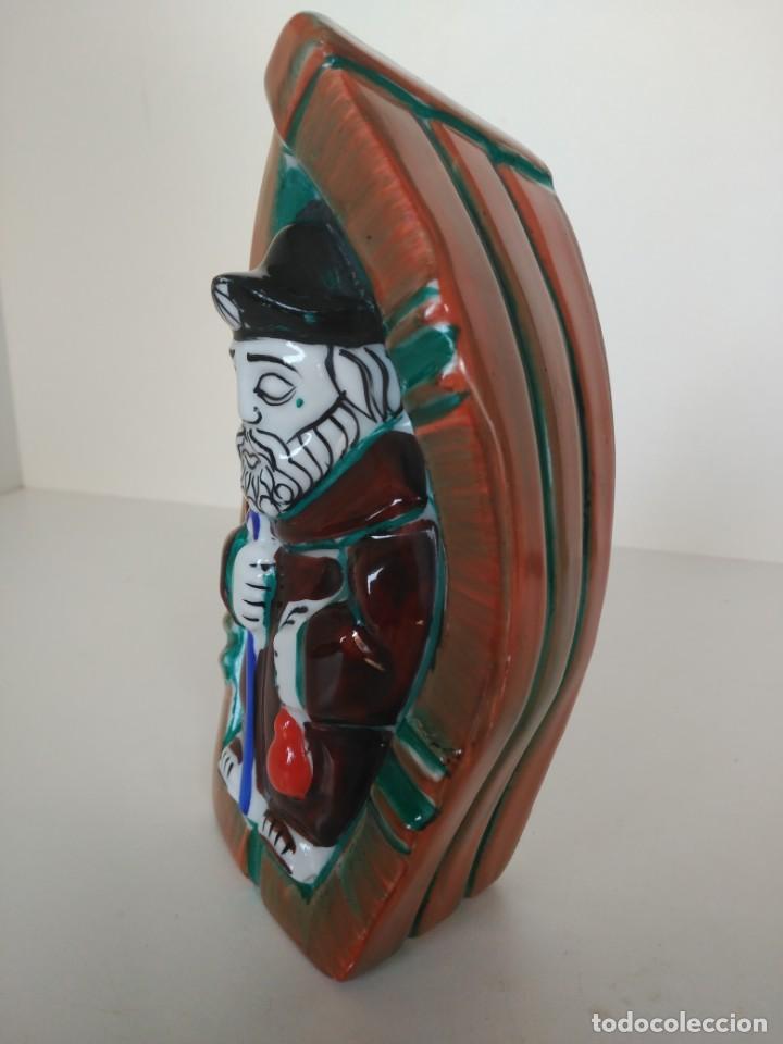 Antigüedades: Roso señor santiago, cerámica de castro - Foto 2 - 147636482