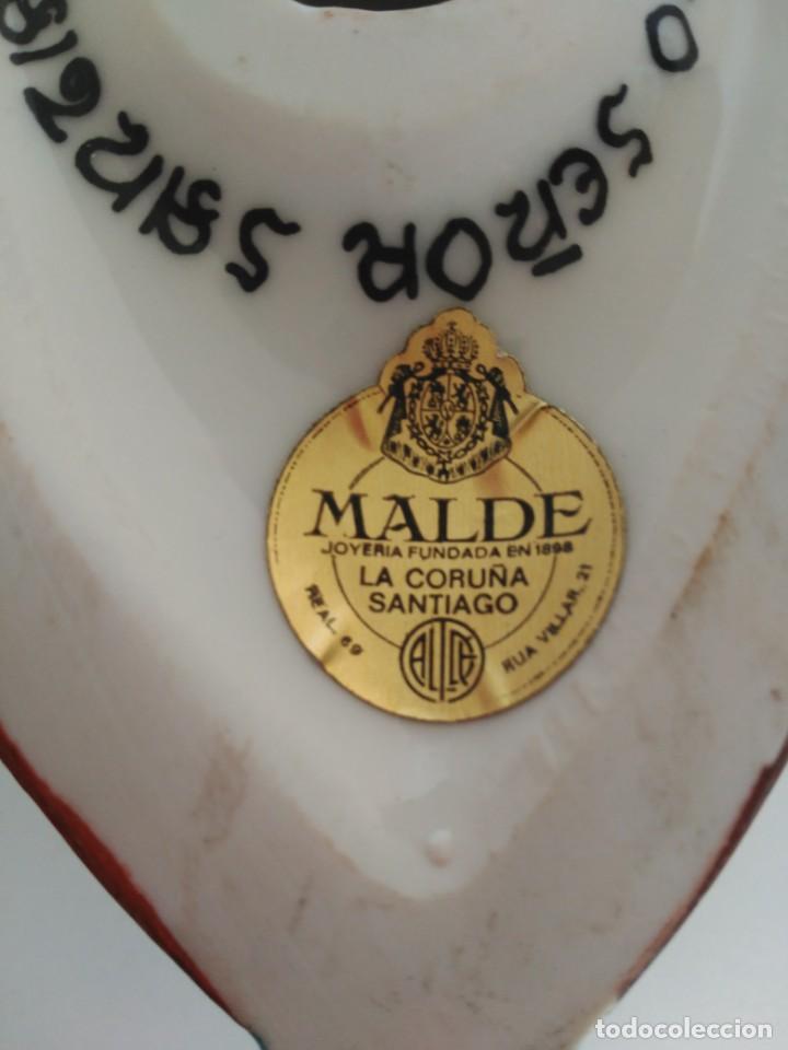 Antigüedades: Roso señor santiago, cerámica de castro - Foto 5 - 147636482