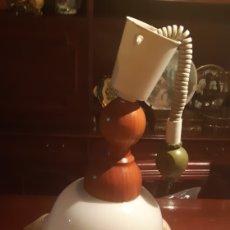 Antigüedades: LAMPARA DE TECHO CRISTAL MURANO. Lote 147640980