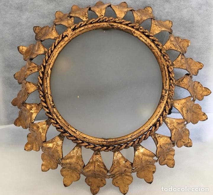 Antigüedades: Lámpara Sol antigua - Foto 2 - 147645761