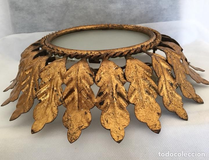 Antigüedades: Lámpara Sol antigua - Foto 5 - 147645761