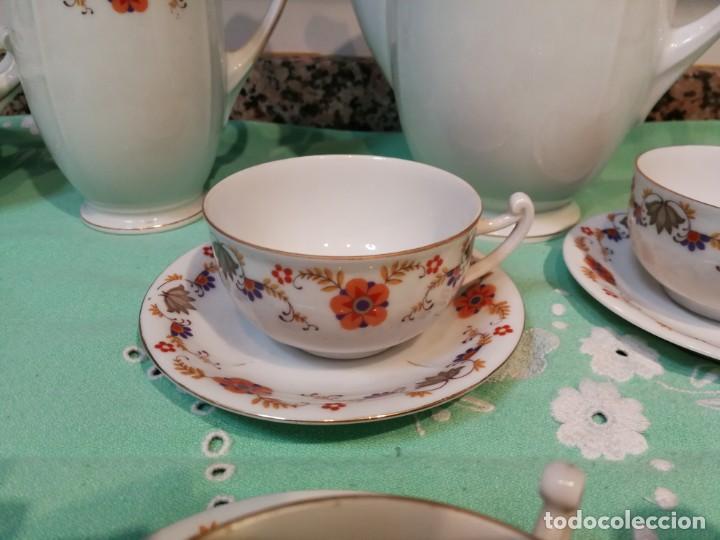 Antigüedades: Vajilla porcelana checoslovaca C.S.L.S.A - Foto 7 - 147647134