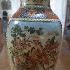 Antigüedades: JARRON SATSUMA MEDIADOS SIGLO XX. Lote 147708281