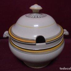 Antigüedades: MAGNIFICA ANTIGUA SOPERA. Lote 147710006