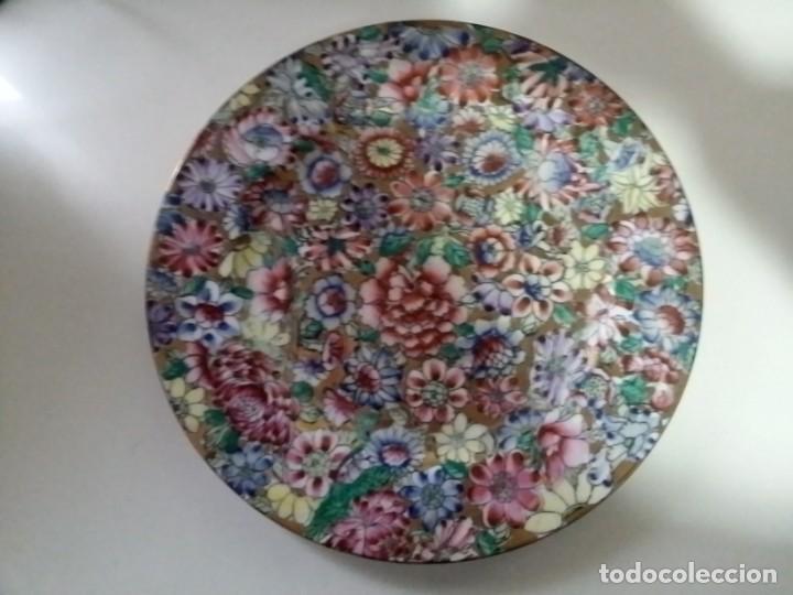 PLATO CERÁMICA MACAU (Antiquitäten - Wohnen und Dekoration - Antike Teller)