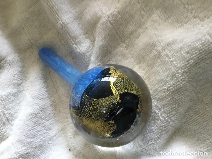 Antigüedades: Tapón de botella. Murano. Antiguo. Fotos. - Foto 4 - 147716870