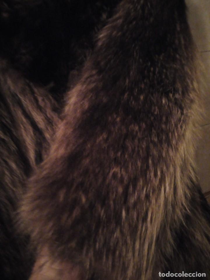 Antigüedades: Precioso abrigo de piel de zorro .w.heeklé. - Foto 5 - 147774978