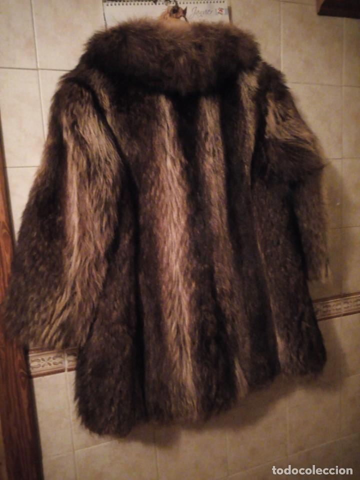 Antigüedades: Precioso abrigo de piel de zorro .w.heeklé. - Foto 6 - 147774978