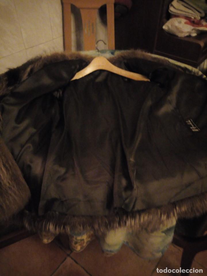 Antigüedades: Precioso abrigo de piel de zorro .w.heeklé. - Foto 8 - 147774978