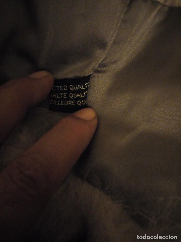 Antigüedades: Bonita estola de piel de zorro plateado. - Foto 8 - 147777202
