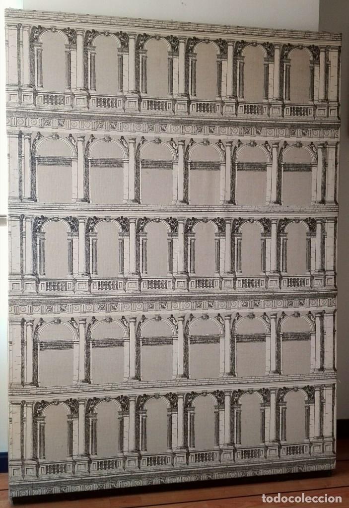 Antigüedades: Panel Fornasetti Original de grandes dimensiones. Años 50 , 60 - Foto 4 - 146981766