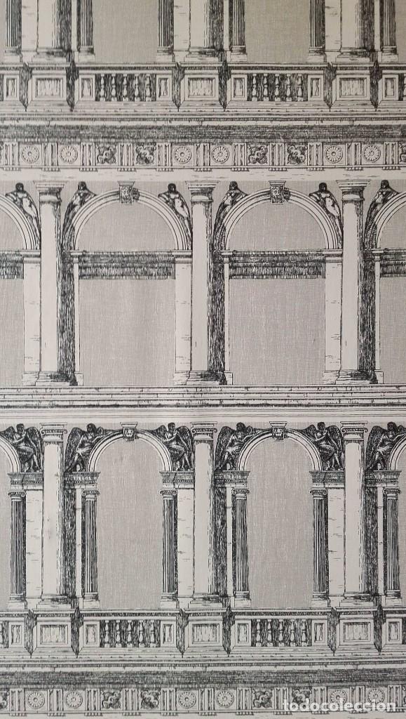Antigüedades: Panel Fornasetti Original de grandes dimensiones. Años 50 , 60 - Foto 7 - 146981766